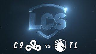 C9 vs TL  | Week 1 | LCS Spring Split | Cloud 9 vs Team Liquid (2020)