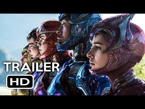 Power Rangers Official Trailer #1 (2017) Bryan Cranston, Elizabeth Banks Action Fantasy Movie HD