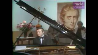 Cziffra plays Liszt - Liebestraum No. 3 (1978) (video)