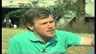 ריאיון בטלוויזיה הגרמנית עם ארי ליפינסקי בשנות ה-80