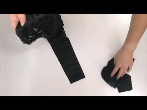 Koketní punčochy Laluna stockings - Obsessive