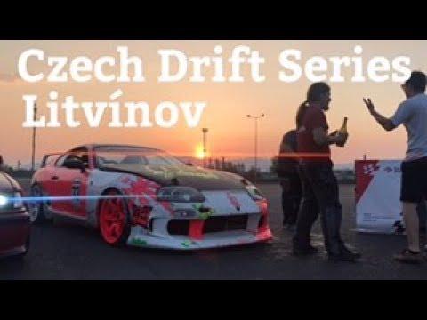RD2 Transport Projekt Drift Challenge - Gymkhana - Litvínov