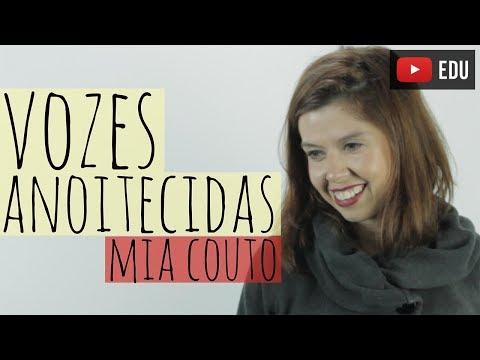 VOZES ANOITECIDAS - Mia Couto (UEL) (+ leitura do primeiro capítulo)
