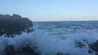 Крым. Море. Шторм.