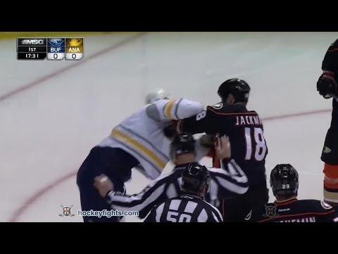 Cody McCormick vs Tim Jackman