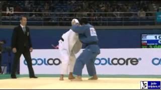 Judo 2012 Grand Prix Qingdao: Khabachirov (RUS) - Zhang (CHN) [-81kg]