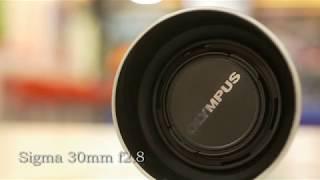 Sigma 30mm f2 8 vs Olympus M Zuiko Digital 45mm f1 8