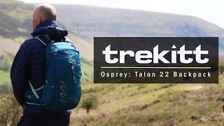 Inside Look: Osprey Talon 22