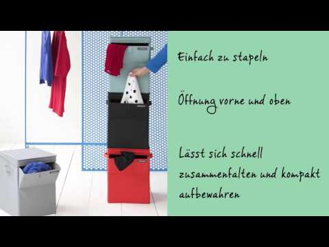 Stapelbare Wäschebox - Brabantia