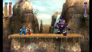 Eu vou fazer um remix de Megaman X para você!