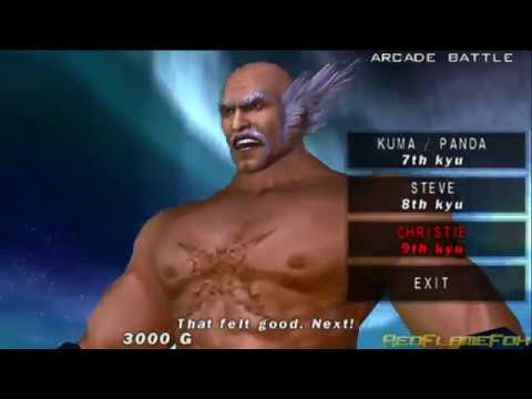 Tekken - Dark Resurrection (Europe) ISO < PSP ISOs | Emuparadise