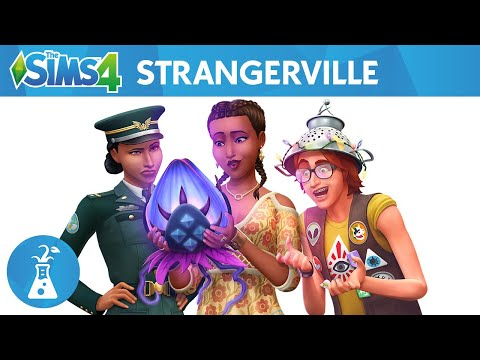 The Sims 4: StrangerVille Official Reveal Trailer thumbnail