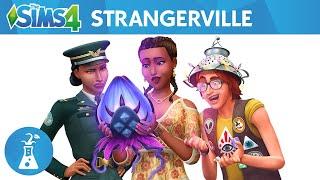 The Sims 4 Стрейнджервиль - Официальный трейлер-анонс