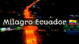 DRONE DJI MAVIC 2 PRO 4K VIDEO TEST CINEMATIC IN MILAGRO, ECUADOR ????????
