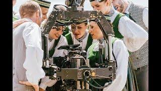 Tautas Deju ABC - Filmēšanas aizkulises