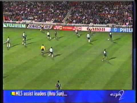60 – Abdeljalil Hadda: Morocco v Norway 1998 – 90 World Cup Minutes In 90 Days