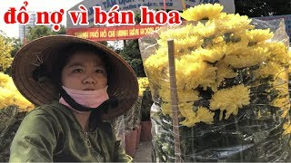 Cập nhật nạn hoa ế 30 tết ! Người bán hoa tiếp tục khóc thét vì nạn hoa ế | THÚ VUI MIỀN TÂY