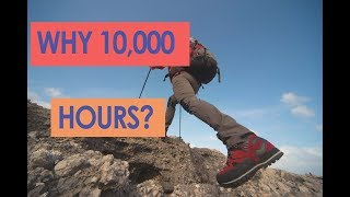 10,000 Hours- Where you really need to focus!