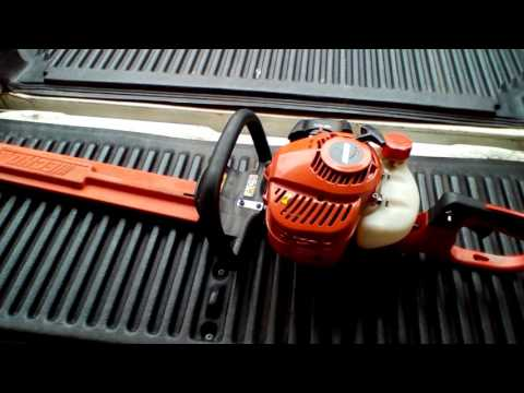 Echo Hedge Trimmer HC-152 20″ Fast Review Used for Over a Year