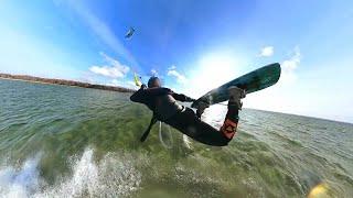 FPV OROPOS KITE SURFING