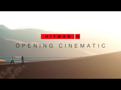 Opening Cinematic de Hitman 3