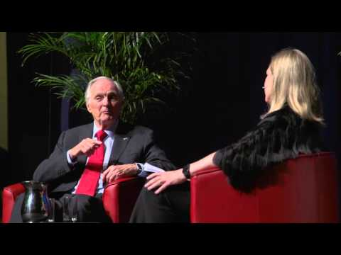 Alan Alda at ANU