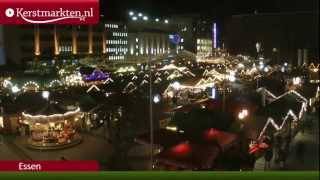 preview picture of video 'Essen Kerstmarkten.nl'