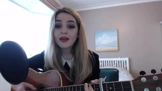 Skinny Love - Bon Iver/Birdy/Ed Sheeran (cover by Meghan)