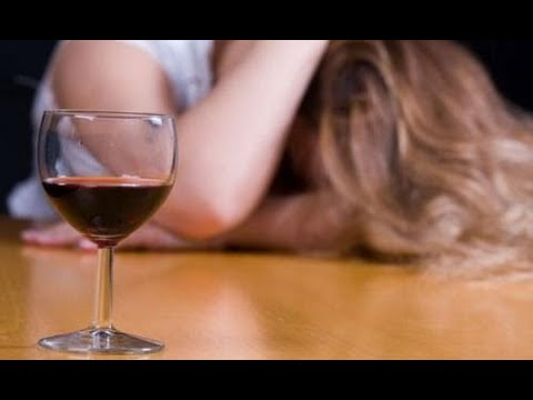 Die Probleme des weiblichen Alkoholismus die Präsentation