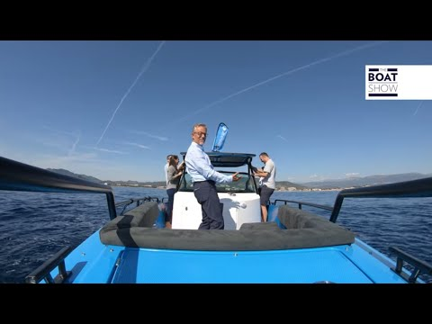 SEAKEEPER 2 ANTI-ROLL GYRO SYSTEM Review - On Board AXOPAR 28 - The Boat Show