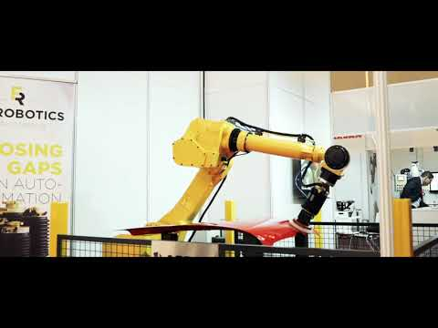 FANUC Turkey at Robot Yatırımları Forum and Exhibition 2018