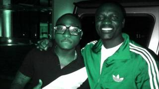 Davido Ft Akon - Dami Duro Remix (NEW 2012)