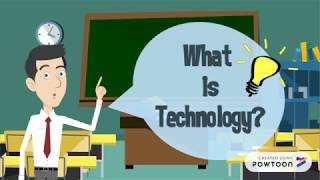 What is Technology and some of its Advantages and Disadvantages