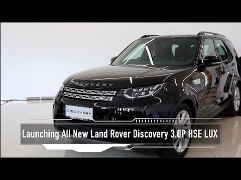 Launching Land Rover All New Discovery 3.0P HSE LUX I OTO.COM