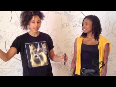Live Unchained Shantell Martin Interview