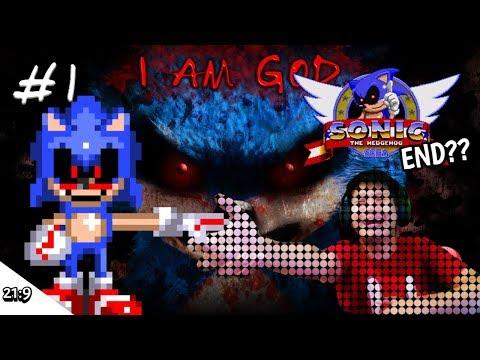 SIAPA YANG REQUEST GAME INI??!! Sonic EXE Part 1 END [SUB INDO] ~Game Erorr, Rusak , Terkutuks?!!