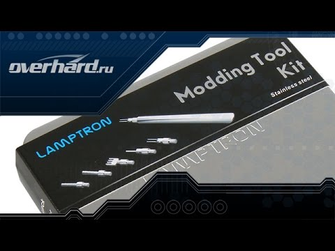 Lamptron Modding Tools Kit