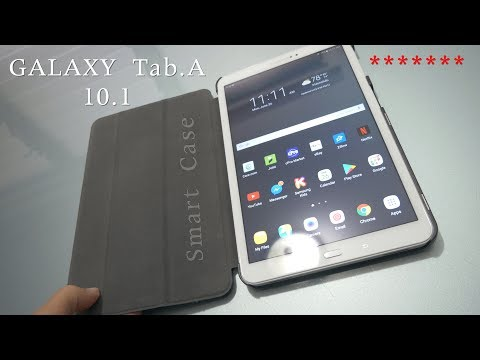 Fintie Samsung Galaxy Tab A 10.1 Smart Shell Case