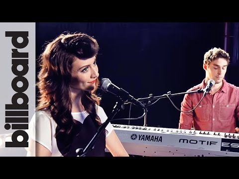 """Pumped Up Kicks"" - Foster The People LIVE cover (Billboard Exclusive!)..."