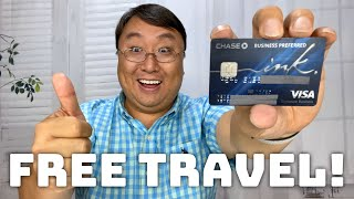 How To Travel for Free with a Chase Credit Card