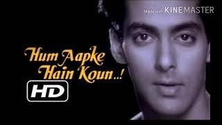 Mujhse juda Hokar HD karaoke with lyrics - YouTube