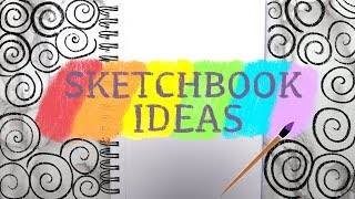 5 Ways To Fill Your Sketchbook (Part 10) Collage Edition!