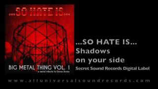 ...So Hate Is... - Shadows on your side (A metal tribute to Duran Duran)