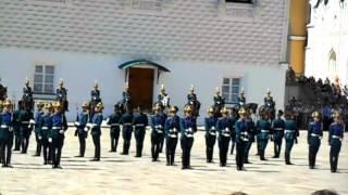 Guardia presidencial del Kremlin - Президентский полк
