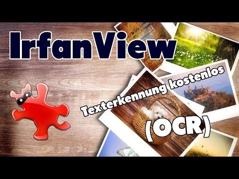 IrfanView: Texterkennung / OCR kostenlos Tutorial [HD]