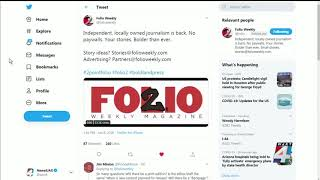 WJXT Covers Purchase of Folio Weekly by Boldland Press and Attorney John Phillips