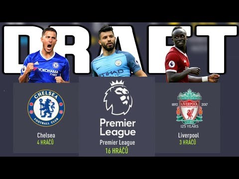 PREMIER LEAGUE DRAFT CHALLENGE!