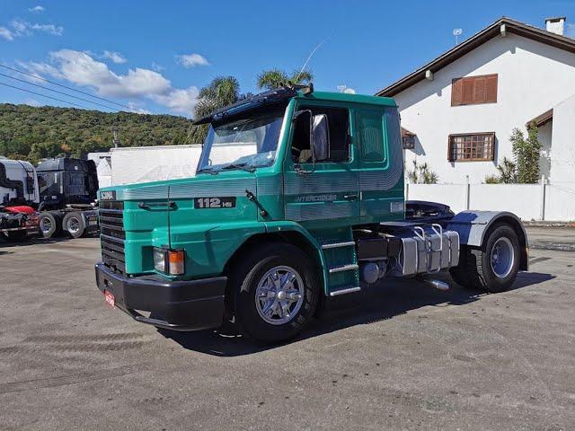 Vídeo do caminhão T112 HS 4x2