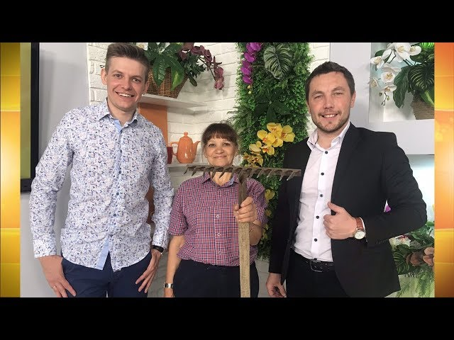 Гость программы «Новый день»  Нина Баранова