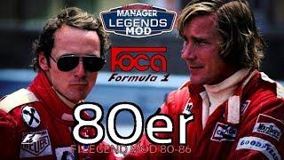 Motorsport Manager Legend Mod 80er